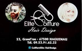 Elite Coiffure Hair Design Haguenau Coiffeur Adresse Avis