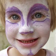 50 pretty and scary makeup ideas for kids 07