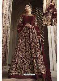 Designer Anarkali Suits Uk Indian Ethnic Wear Online Store