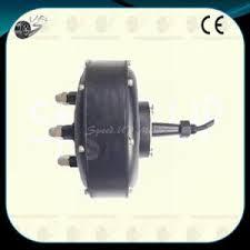 China W Electric Car Brushless Hub Motor Single Shaft BLDC