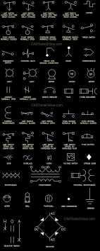 autocad electrical blocks diagram lighting power symbols autocad electrical blocks diagram lighting power symbols