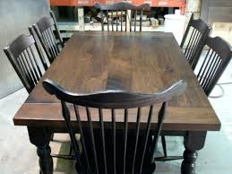 black distressed dining table large size of farm kitchen room chairs black distressed dining table chairs room