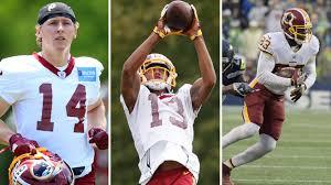Redskins Qb Depth Chart 2018 How Robert Davis Injury Affects The Redskins Wide Receiver