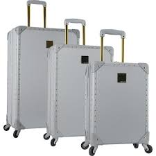 Womens Luggage Sets Designer Vince Camuto Jania 3 Piece Hardside Spinner Luggage Set