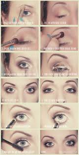 natural makeup tutorial step by step pictures