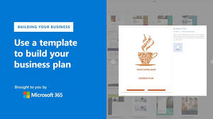 Microsoft Word Teplates Create Your Business Plan With Templates In Microsoft Word