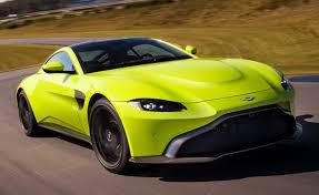 2018 sports cars. 2019-aston-martin-vantage 2018 sports cars