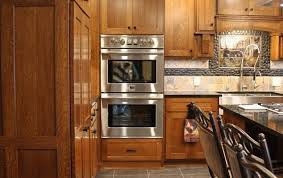 Custom Kitchen Cabinets Quarter Sawn White Oak