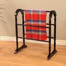 Blanket Racks You'll Love   Wayfair & Quilt Rack Adamdwight.com