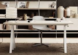 work for the home office. how to make your home office work for you u2013 string works heightadjustable desk the e