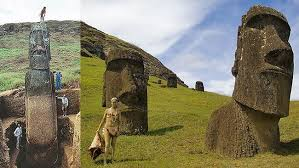by simon crerar from news corp australia network easter island statue project