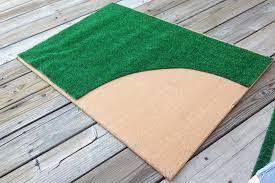 football field rug fabulous ceramic tiles zazzle with baseballfield