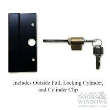 sliding door keyed locks external pull and key lock sliding patio door international black sliding door