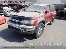 used oem toyota runner parts tls auto recycling 2002 toyota 4 runner