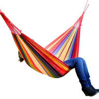 Outdoor <b>Camping</b> Canvas Hammocks Australia | New Featured ...