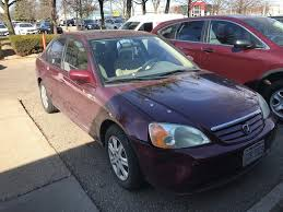 Used 2003 Honda Civic EX 4D Sedan Dublin #H181127B | Germain Cars