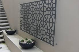 Small Picture Metal Garden Wall Art Outdoor Interior Design Ideas