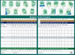 Robert Cupp Course - Actual Scorecard | Course Database