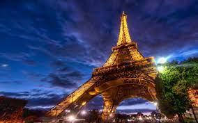 Eiffel Tower Desktop Wallpapers - Top ...