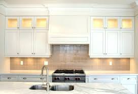 Adding Crown Molding To Kitchen Cabinets Interesting Ideas