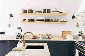 modern kitchen lighting ideas. (Image Credit: Cup Of Jo) Modern Kitchen Lighting Ideas H
