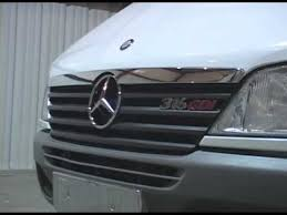 Mercedes sprinter 2015+ winch mount april 25, 2018. How To Install Mercedes Sprinter Conversion Grille Kit Sprinter Parts Depot Youtube