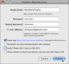 Create Skype Account How Can I Add A Second Skype Account Ask Dave Taylor