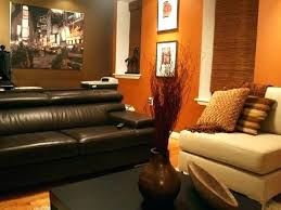 living room ideas with burnt orange walls orange living room ideas burnt orange living room good