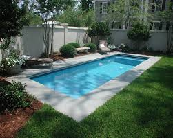 Rectangle Swimming Pool located in the Ion Subdivision of Mt