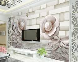 Beibehang Classic Stijlvolle Interieur Muur Papier Driedimensionale