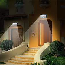 image of flood lights wall