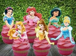 Disney Princess Cupcake Topper Compare Prices On Dealsancom