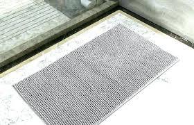 unique bathroom rug bath rugs odd shaped unusual shap