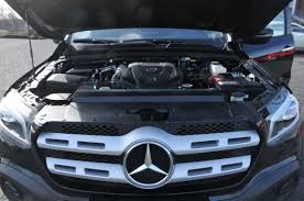 Mercedes X Klasse één Bonk Uitstraling Bigtruck