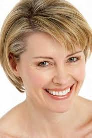 easy short hairstyles for fine hair she carries this haircut dead straight hairs and with a