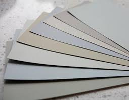new interior paint colors for 2014. gray paint chip palette new interior colors for 2014