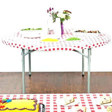 round plastic tablecloths with elastic fitted plastic table cloth fitted plastic table cloth elastic fitted plastic