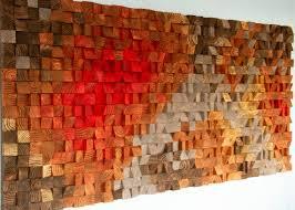 rustic wood wall art reclaimed wood art