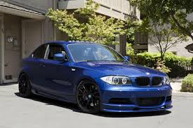 Coupe Series 2008 bmw 135i for sale : Front lip options