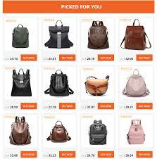 <b>POMELOS Backpack Women New</b> Arrivals Designer High Quality ...