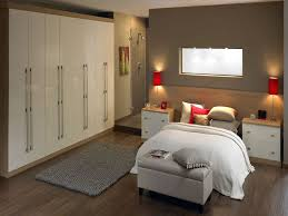 Built in bedroom furniture designs Cozy Bedroom Contemporary Small Fitted Bedroom Furniture Ideas With White Cabinet Brasswindow Elegant Fitted Bedroom Ideas With Maple Wardrobes Furniture