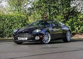 2006 Aston Martin Vanquish Classic Driver Market