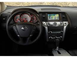 NISSAN MURANO(EXCLUDES CONVERTIBLE) 2009-14 Navigation Systems