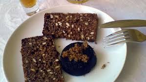 How To Bake Fruited Black Bread Recipe Mash