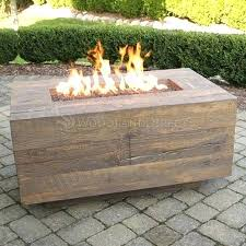 small gas fire pit table gas fire pit outdoor fireplaces fire pits gas the outdoor plus