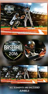 Free Baseball Flyer Template Pin By Best Graphic Design On Sport Flyer Templates Sports