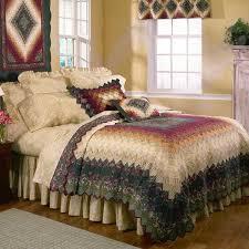 donna sharp e trip around the world quilt bed