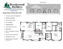 perfect ranch house plans with trends 3 bedroom rambler floor