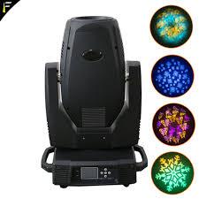entertainment center light 3d rotating pattern gobo wash light moving head lighting sharpie beam in professional lighting from lights lighting on