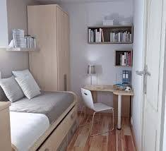 Extremely tiny bedroom Bed Tinyass Apartment The Bedandnightstandroom 14 Tiny Bedrooms Clever Fitting In Of Components In Very Small Space Pinterest 381 Best Tiny Bedrooms Images Design Interiors Home Decor Living